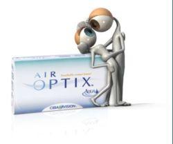 Pregledi za kontaktne leće