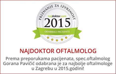 Najdoktor oftalmolog