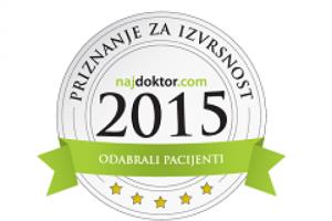 Najdoktor oftalmolog – spec.oftalmolog Gorana Pavičić