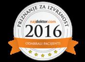 Naše doktorice Gorana Pavičić i Irena Škegro su najdoktori 2016.