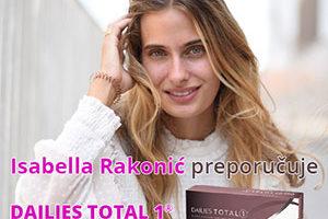 Naša pacijentica, modna bloggerica Isabella Rakonić