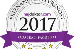 Naše doktorice Gorana Pavičić i Irena Škegro su najdoktori 2017.